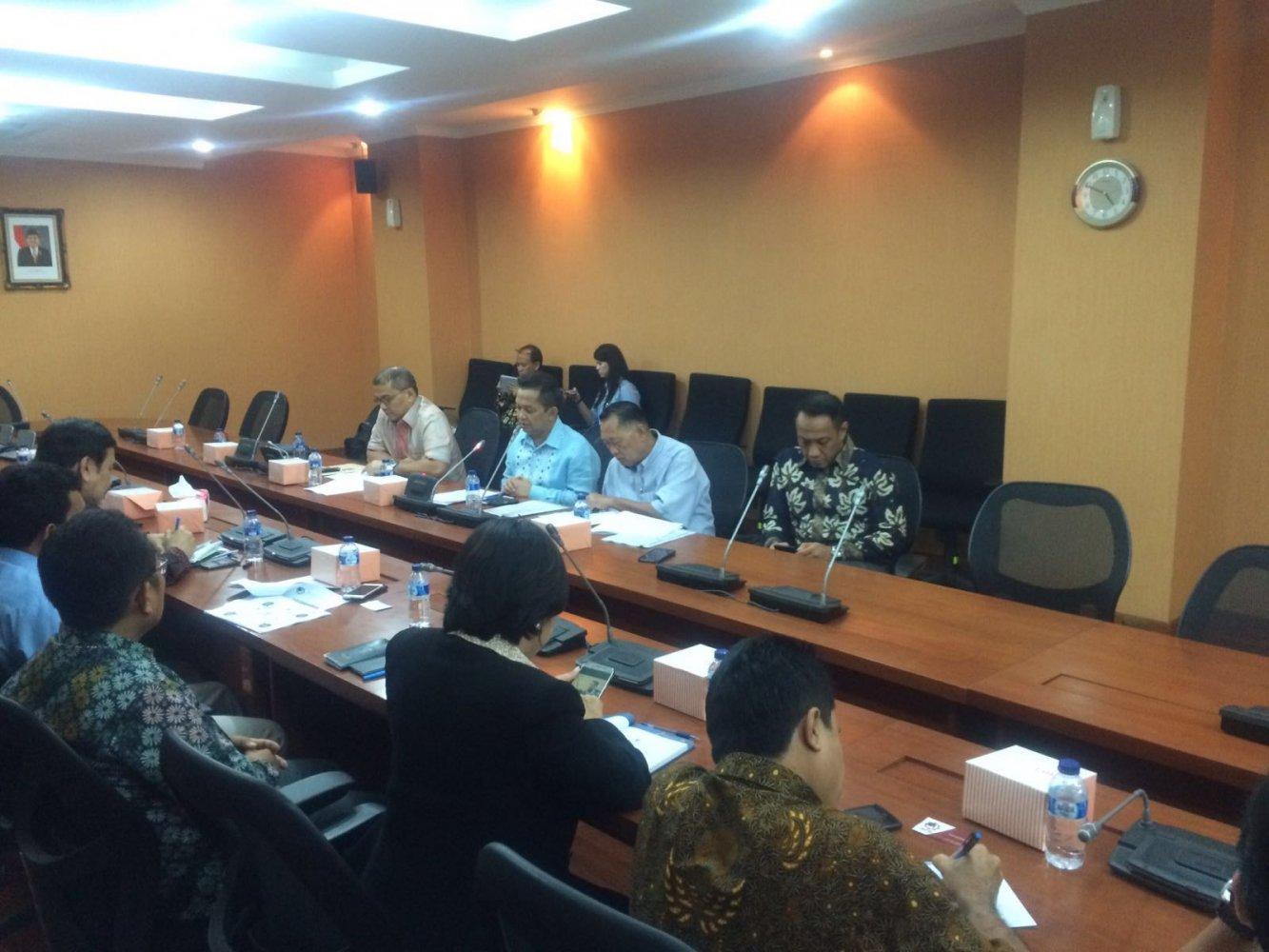 Rapat Dengan Komite Ekonomi Dan Industri Nasional Kein Gallery Ap3i