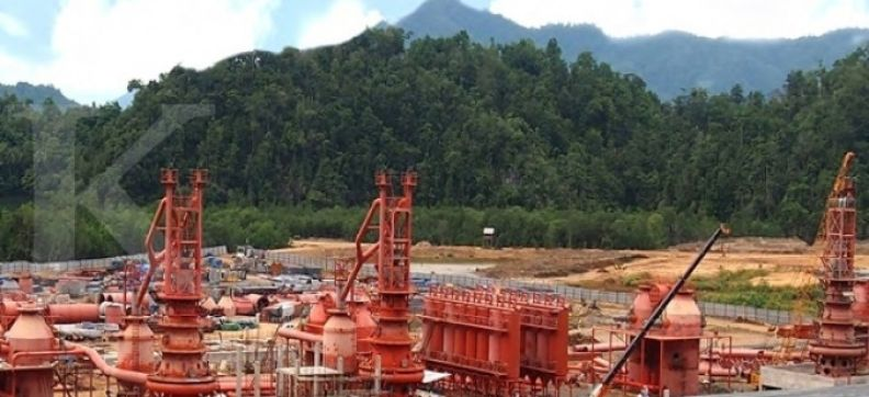 Bangun smelter baru Central Omega Resources DKFT tambah modal lewat rights issue