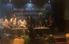 Diskusi Menuju zero waste  Optimalisasi Smelter Tembaga di Indonesia by Lemtek UI Hotel Sultan 13 Nov 2019